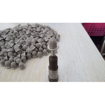 Customized filter element parts