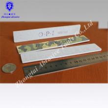 Белый пилочка для ногтей 80/80 178 х 20 или 150 х 20