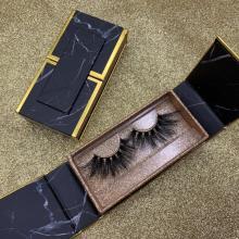 Falsche Wimpern Kosmetikverpackung Box