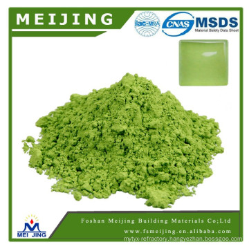 high temperature chrome pigment green color for glass mosaic producer