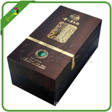 Luxury Top Design Wine Packaging Box Manufacturer in China