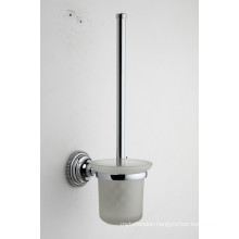 Zinc Bathroom Accessories Competitive Toilet Brush& Holder (JN177150)