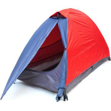 Ein Mann winddicht wasserdicht Doppelschicht Zelt Outdoor Camping Wandern Zelt