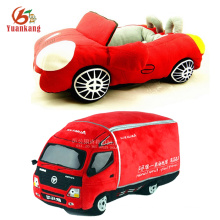 Custom Funny Fire Truck / Ambulancia / Coche de carreras / Helicóptero / Autobús escolar / Tanque / Avión / DumpTruck Peluche de peluche