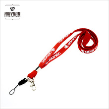 Custom Printed Tubular Lanyard/Tube Lanyards