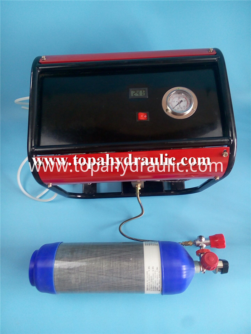 Petrol Air Compressor