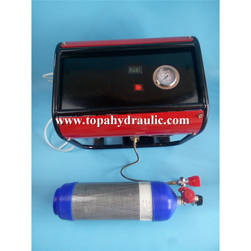 Home micro 3 stage high pressure air compressor