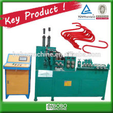 AUTOMTIC S HOOK WITH PVC COATING FORMING MACHINE
