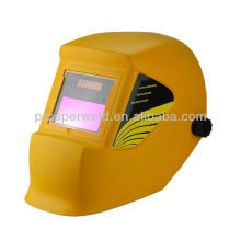 AUTO DARKENING WELDING HELMET WH4000 YELLOW