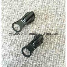5 # Común extractor deslizante de bloqueo automático para cremallera de nylon