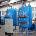 Filtración automática de arena de cuarzo para el tratamiento del agua