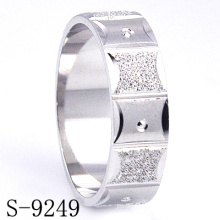 Sterling Silver Wedding/Engagement Ring Jewellery (S-9249)