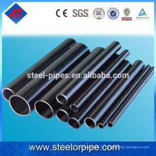 Avec tube d'acier sans soudure en acier au carbone