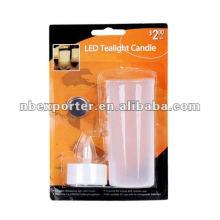 LED Teelicht Kerze
