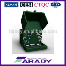 Transformador montado em uma fase monofásica de alta tensão 15kv / mva