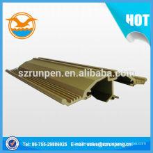 Алюминиевый корпус из прессованной светодиодной лампы