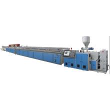PVC plastic profile production line