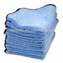 "16""x16"" 350gsm Coral Fleece Microfiber Car Detailing Towel"