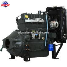 Motor diesel ZH4105G3 Potencia especial para maquinaria de construcción motor diesel