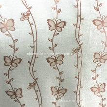 Tissu de rideau de première qualité