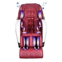 Luxuosa cadeira de massagem moderna de gravidade zero