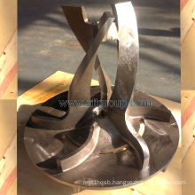 Stainless Steel Impeller for Investment Casting