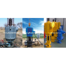 Direct-Drive Screw Oil Pump