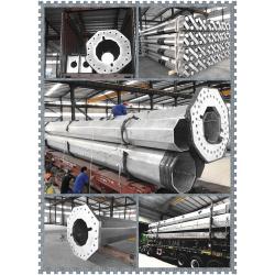 Hot Sales Galvanized Steel Camera Poles