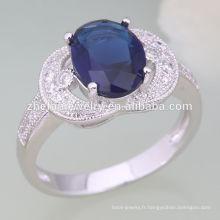 Professionnel bijoux usine jaune émeraude taille diamants en gros blanc or diamant crâne bague de mariage