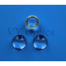 Optische Dia 11mm Saphir Half Ball Objektiv