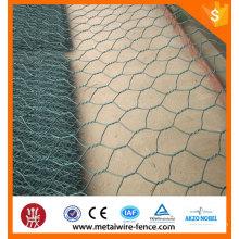 China fornecedor hexagonal rede de malha de malha de malha de rede