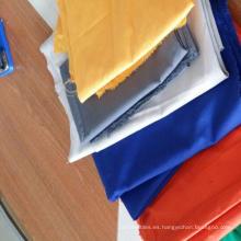 """algodón gris 100% ALGODON 16x12 108x56 TWILL 3/1 57/58 """"270GSM tela"""