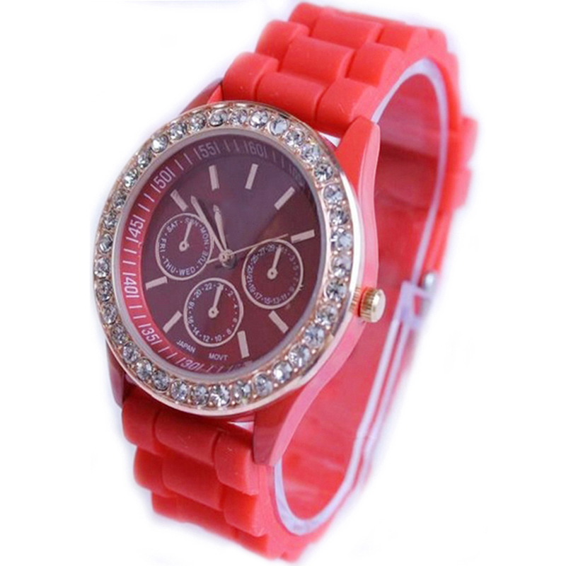 New Arrival Luxury Women Wristband Watches