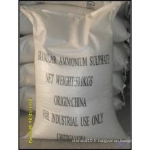 Sulfate d'ammonium Caprolactam Grade & Steel Grade