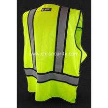Delicate reflective safety vest