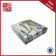manufacturer custom frozen food box packaging
