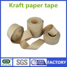 Self Adhesive Fiber Reinforced Kraft Paper Tape Manufacturer