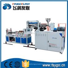Folha de cama de alta velocidade da espuma do epe da capacidade alta que faz a máquina