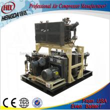 Compressor de ar industrial de alta pressão 30bar com bom preço