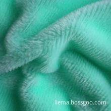 Polyester soft veloba fabric, weighs 300gsm