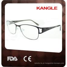 2017 Wholesale Metal Optics Design Óculos de boa qualidade