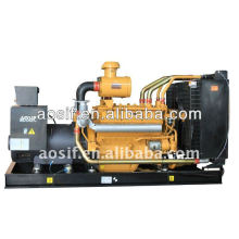 ShangChai 500KVA/400KW diesel generator set with ISO control