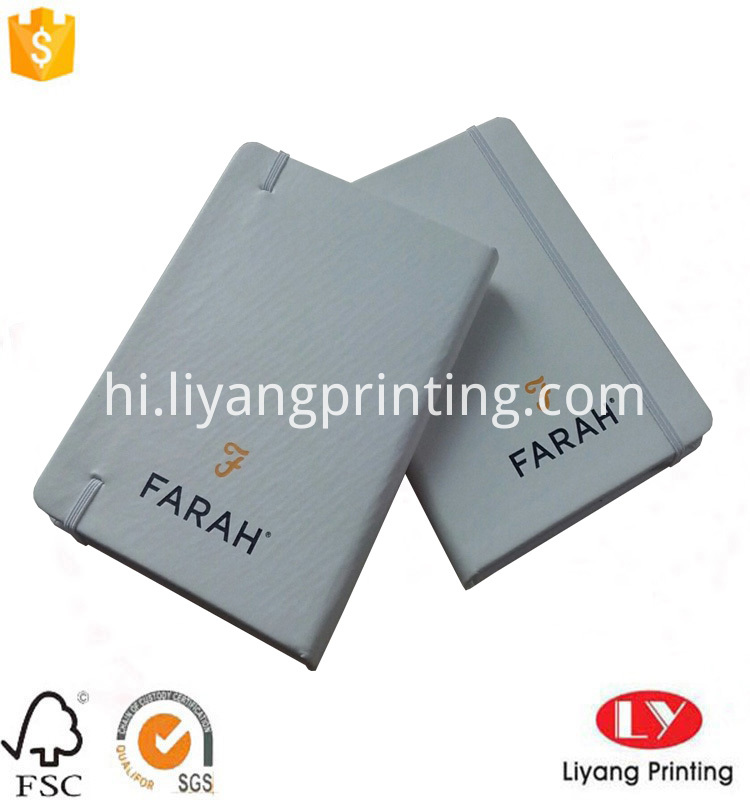 pu notebook printing
