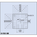 Preformas PET inyeccción máquina 268t Hola P268