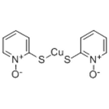 Bis(1-hydroxy-1H-pyridine-2-thionato-O,S)copper CAS 14915-37-8
