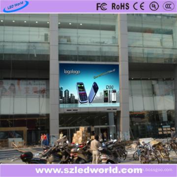 Panneau extérieur polychrome d'affichage à LED D'affichage à LED De mur de P8