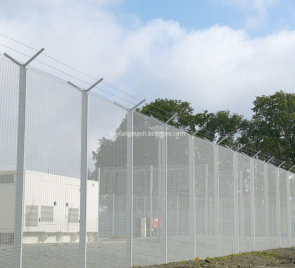 3510 mesh panel fencing