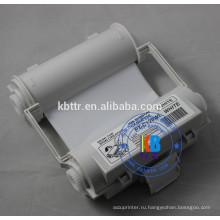 Max bepop белая красящая лента 120 мм * 55 м для принтера маркировочной машины CPM-100HG3C