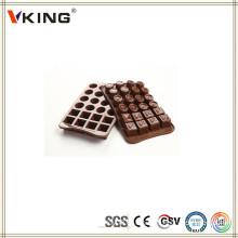 Fabricantes al por mayor de los moldes del chocolate de China