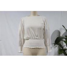 Sweet Lady Long Sleeve Blouse For Women